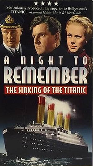 A Night to Remember (1957)