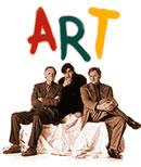 Tony Award winning play, ART, by Yasmina Reza