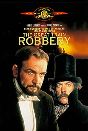 The Great Train Robbery (1979)